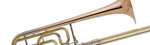 View Our Full Line Of Professional Trombones