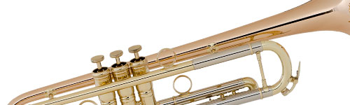 View Our Full Line Of Professional Trumpets