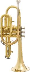 Bach Student Model CR301H Bb Cornet