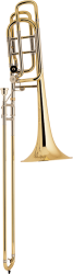 Bach Professional Model 50B3O Bass Trombone
