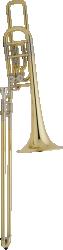 Bach Professional Model 50B2LO Bass Trombone