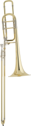 Bach Professional Model 50BO Bass Trombone