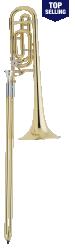 Bach Step-Up Model TB200B Bb/F Tenor Trombone