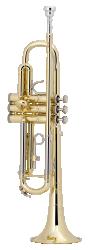 Bach Step-Up Model TR200 Bb Trumpet