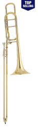 Bach Professional Model 42BO Bb/F Tenor Trombone