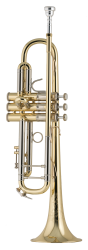 Bach Professional Model 19037 Bb Trumpet