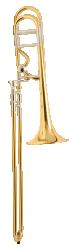 Bach Professional Model 42BOF Bb/F Tenor Trombone