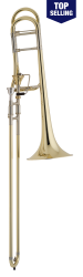 Bach Professional Model 42AF Bb/F Tenor Trombone