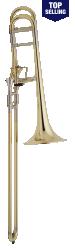 Bach Professional Model 42AF Bb/F Tenor Trombone