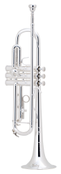Bach Step-Up Model TR200S Bb Trumpet