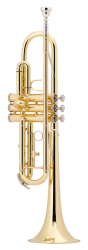 Bach Student Model TR300H2 Bb Trumpet