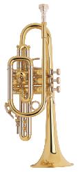Bach Professional Model 181ML Bb Cornet