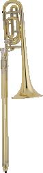 Bach Professional Model 42B Bb/F Tenor Trombone