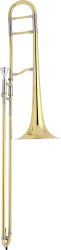 Bach Professional Model A47 Straight Trombone
