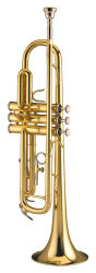 Bach Student Model TR600 Bb Trumpet