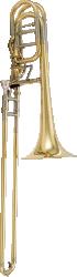 Bach Professional Model 50AF3 Bass Trombone