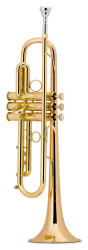Bach Professional Model LT1901B Bb Trumpet