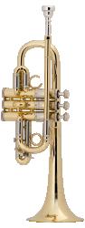 Bach Professional Model AE190 Eb Trumpets