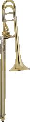 Bach Professional Model 42A Bb/F Tenor Trombone