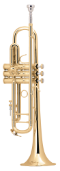 Bach Professional Model LT18072 Bb Trumpet